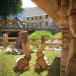 Local alpine woodcraft
