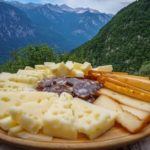 Bohinj cheese and schnapps