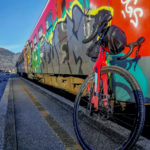bike and train
