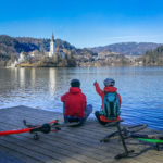 lake Bled cycling