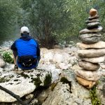 meditation by the mostnica river