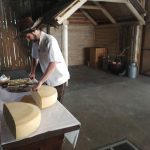 bohinj cheese and cheesemaker