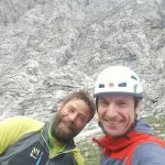 ifmga guide in triglav north wall